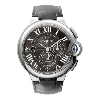 Cartier Watches - Ballon Bleu 44mm - Stainless Steel