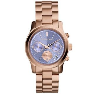 Runway Rose Gold Tone Watch