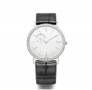 Piaget Watches - Altiplano Ultra-Thin - Mechanical - 34 mm - White Gold