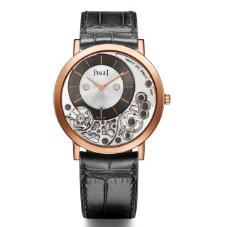Piaget Watches - Altiplano Ultra-Thin - Mechanical - 38 mm - Rose Gold